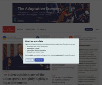 Economist.com - Explicit cookie consent | The Economist