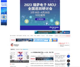 Eeworld.com.cn - 电子工程世界-创新电子设计之原-中国最专业的电子工程门户
