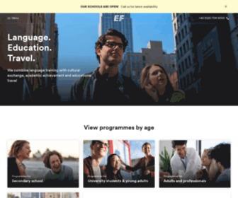 Ef.co.uk - The World Leader in International Education | EF UK