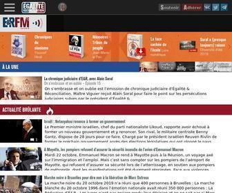 Egaliteetreconciliation.fr - Egalite et Réconciliation