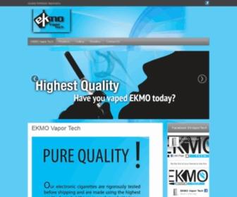Ekmovaportech.com - EKMO Vapor Tech | EKMO Vapor Tech | Quality Refillable Vaporizers