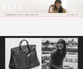 Elle.com.tw - ELLE Taiwan