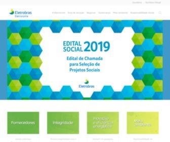 Eln.gov.br - Eletronorte - Centrais Elétricas do Norte do Brasil S/A