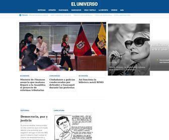 Eluniverso.com - El Universo | Noticias de Ecuador y del mundo