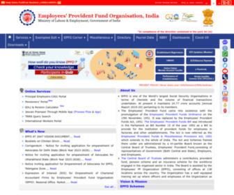 Epfindia.gov.in - Epfo (Govt. of India)