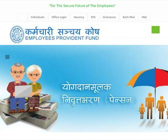 Epfnepal.com.np - ::Welcome to Employees Provident Fund, Nepal::