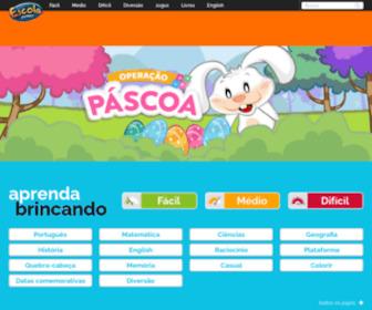 Escolagames.com.br - JOGOS EDUCATIVOS | Escola Games