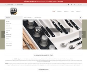 Essetreonline.com - Essetre Spa - Strumenti e Accessori per Cucina - Essetre Spa