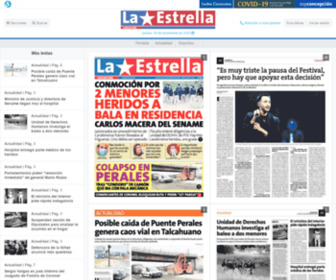 Estrellaconcepcion.cl - La Estrella de Concepción - La edición digital completa en Internet-
