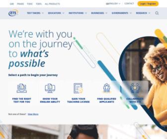 Ets.org - ETS Home