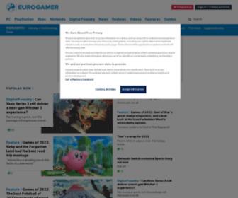 Eurogamer.net - Eurogamer.net • Video game reviews, news, previews, forums and videos • Eurogamer.net