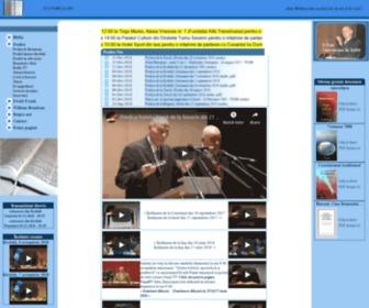 Evanghelia.ro - Evanghelia - Biblia si predici in format mp3, pdf sau html