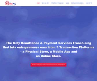 Expresspayinc.com - The Official Website of ExpressPay – expresspay, payment center, otc, counter