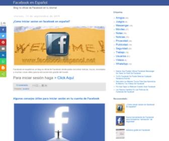 Facebookespanol.net - Facebook en Español