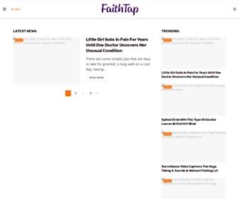 Faithtap.com - FaithTap: Home