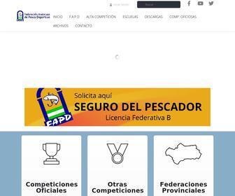 Fapd.org - Bienvenidos a la pagina de la F