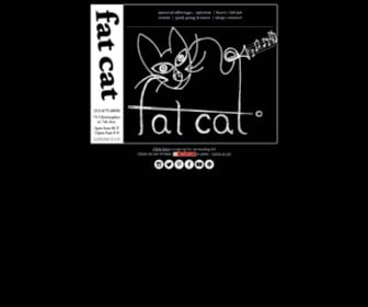 Fatcatmusic.org - Fat Cat NYC : live jazz : bar : pool : ping pong : your local West Village hangout