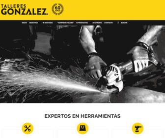 Ferrodigital.com - Inicio - TALLERES GONZALEZ S. Técnico Repuestos Accesorios Herramientas