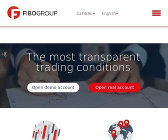 Fibogroup.com - Forex and CFD trading since 1998 - FIBO Group forex broker
