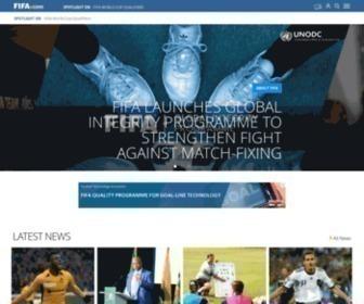Fifa.com - Fédération Internationale de Football Association (FIFA) - FIFA.com