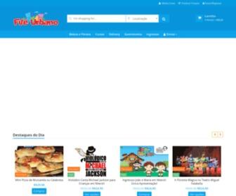 Fileurbano.com.br - Super Promoção na Mil Pizzas em Niterói, RJ