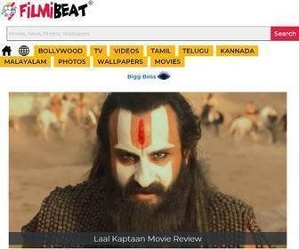 Filmibeat.com - Movie News - Bollywood (Hindi), Tamil, Telugu, Kannada, Malayalam - FilmiBeat