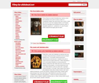 Filmy-ke-shlednuti.net - Filmy online ke shlédnutí zdarma