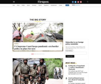 Firstpost.com - LIVE updates, Latest headlines, Breaking news, Top stories, Trending topics - Firstpost