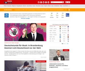 Focus.de - FOCUS Online - Nachrichten