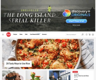 Foodnetwork.com - Easy Recipes, Healthy Eating Ideas and Chef Recipe Videos | Food Network
