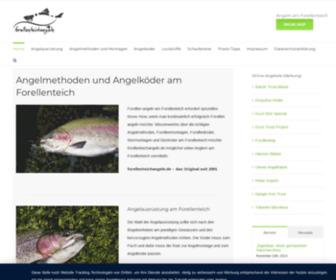 Forellenteichangeln.de - Forellen angeln am Forellenteich | angelmethoden und angelkoeder
