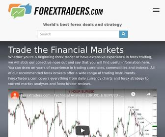 Forextraders.com - Forex Trading - Best forex deals and strategy at ForexTraders!