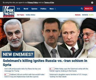 Foxnews.com - Fox News - Breaking News Updates | Latest News Headlines | Photos & News Videos