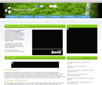 fussball live stream kostenlos
