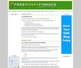 Freemoneyfinance.com - Free Money Finance