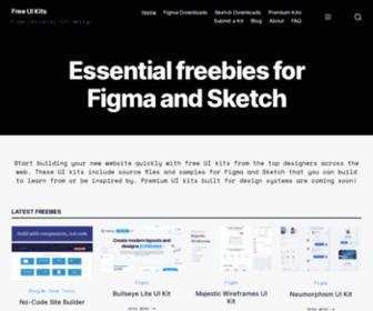 Freeuikits.com - FreeUIKits.com | Free UI Kit PSD FilesFreeUIKits.com