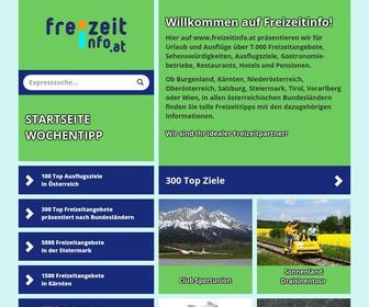 Freizeitinfo.at - Freizeitinfo.at