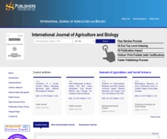 Fspublishers.org - Friends Science Publishers