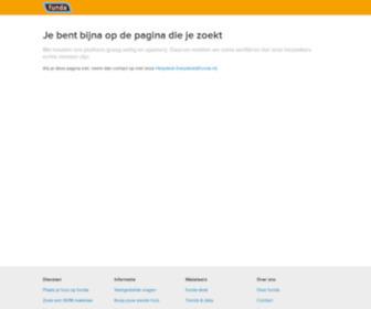 Funda.nl - Zoek huizen en appartementen te koop in Nederland [funda]