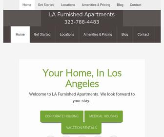 Furnapt.com - Fully Furnished Apartments for Rent in Los Angeles