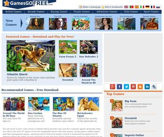 Gamesgofree.com - Free Games Download - GamesGoFree.com - Download Full PC Games and Play for Free!