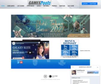 Gamespools at StatsCrop: Gamespools.us