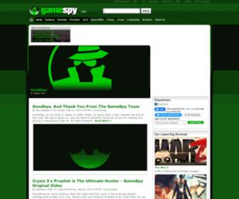 Gamespy.com - GameSpy: PC Games, Reviews, News, Previews, Demos, Mods & Patches