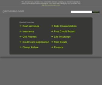 Gamevial.com Site Stats