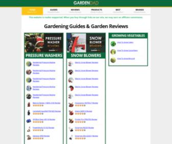 Gardendad.com - Garden Dad • Gardening Guides & Garden Reviews