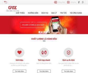 Gate.vn - Cổng thông tin game – Gate.vn