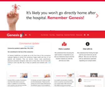 Genesishcc.com - Long Term Care Services, Transitional Care, Rehab   Genesis