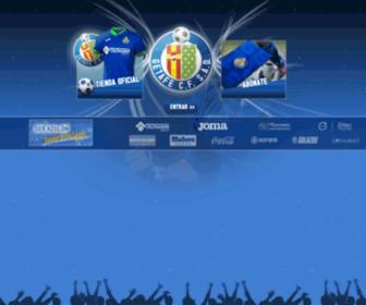 Getafecf.com - Web Oficial Getafe CF SAD
