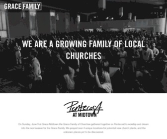 Gfc.tv - Home 2018 | gfc.tv | The Grace Family of Churches