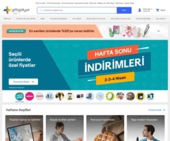 Gittigidiyor.com - GittiGidiyor – Türkiye'nin Lider E-ticaret Sitesi